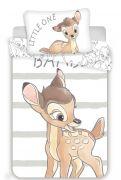 Pěkné Disney povlečení do postýlky Bambi stripe baby | Disney povlečení do postýlky Bambi stripe baby 100x135, 40x60 cm