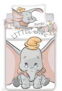 Povlečení do postýlky Dumbo stripe baby | 1x 135/100, 1x 60/40