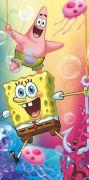 Dětská osuška Sponge Bob   70/140