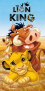 Osuška Lion King 01 70x140 cm   70/140