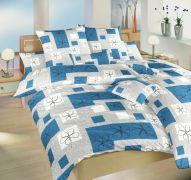 Povlečení bavlna Gobelín modrý 140x200, 70x90 cm II.jakost | Povlečení bavlna Gobelín modrý 140x200, 70x90 cm II.jakost, Povlečení bavlna Gobelín modrý 140x200. 70x90 cm II.jakost