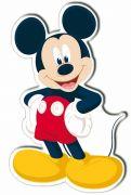 Tvarovaný plněný polštářek Mickey 02   Tvarovaný plněný polštářek Mickey 02 40x24 cm