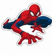 Tvarovaný plněný polštářek Spiderman 02   Tvarovaný plněný polštářek Spiderman 02 39x28 cm