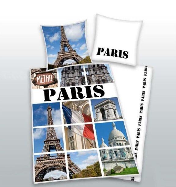 Bavlněné povlečení Paris - Herding