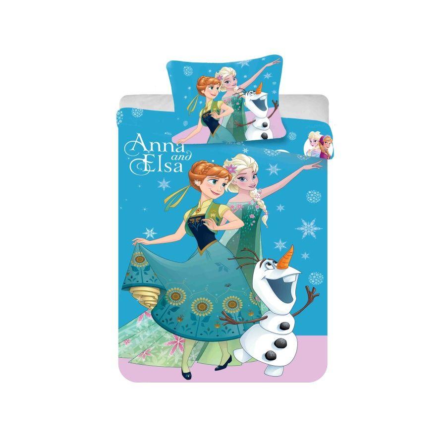 Bavlněné povlečení Frozen, Elza, Ledové království Jerry Fabrics