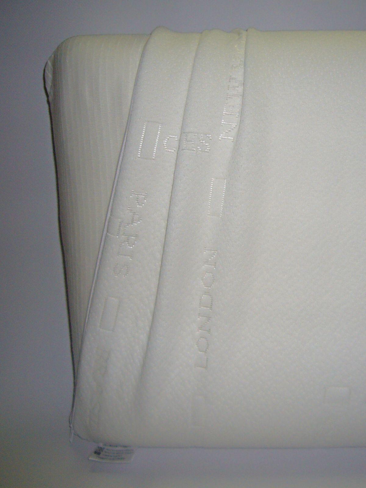 Polštář cestovní z paměťové pěny 40x60 cm Ivorimatex