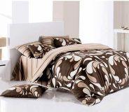 Francouzské oboustranné povlečení  bavlna Bolero 240x200, 2x70x90 cm II.jakost