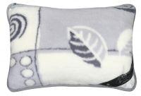 Vlněný polštář 40x60cm patchwork - Alpaka
