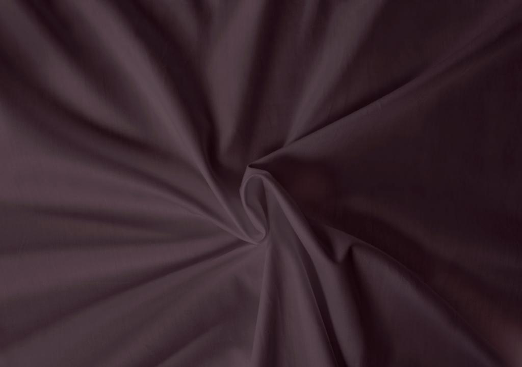 Čokoládové saténové prostěradlo LUXURY COLLECTION Kvalitex