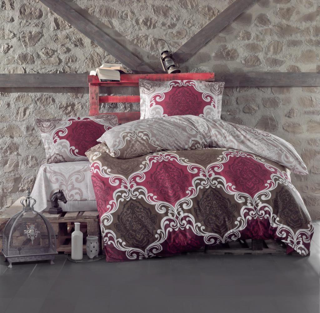 Pěkné bavlněné povlečení s luxusním vzorem Kvalitex