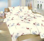Povlečení bavlna Orchidej 140x200, 70x90 cm II.jakost