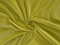 Saténové prostěradlo LUXURY COLLECTION 90x200cm olivové POSLEDNÍ 2KUSY SKLADEM