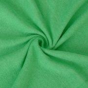 Kvalitní napínací froté prostěradlo zelené - různé rozměry   90/200, 180/200, 100/200, 120/200, 140/200, 160/200, 200/200, 220/200, 80/200