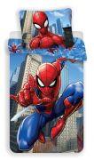 Povlečení pro chlapce Spiderman modrý | 1x 140/200, 1x 90/70