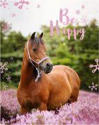 Dětská fleecová deka kůň, koník - Horse | 120/150